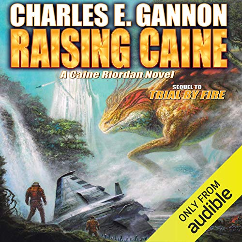 Raising Caine cover art