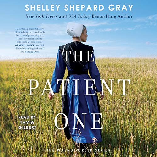 The Patient One audiobook cover art