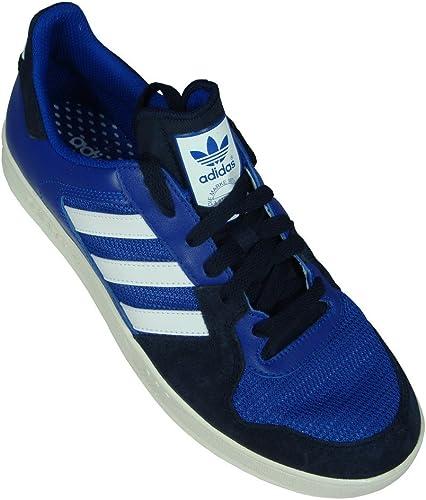 Adidas Originals-Tennis Court Court Court Top Bleu-Blanc Q20159 955