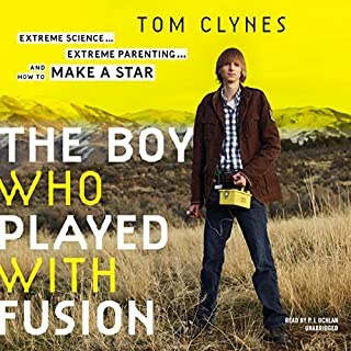 The Boy Who Played with Fusion cover art