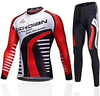 Cycling Skin Suit Fashion Moisture Wicking Classic Outdoor Bicycles All Kinds Of Autumn Cycling Long Sleeve Suit