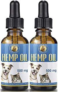 Colt's Pet Supplies Hemp Oil for Dogs and Cats | The...