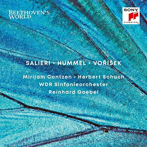 Beethoven'S World Salieri, Hummel, Vorisek