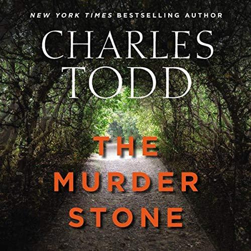 Couverture de The Murder Stone
