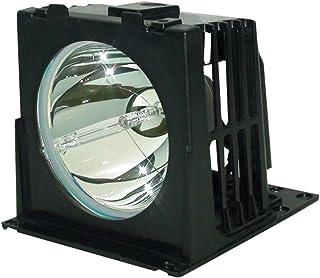 SpArc Platinum for Mitsubishi WD-62628 TV Lamp with Enclosure (Original Philips Bulb Inside)