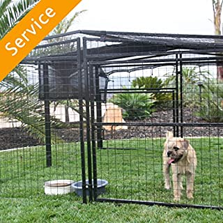 Best dog kennel installation Reviews