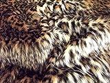 CRS Fur Fabrics 8800201457397 Kunstfell-Material, acryl,