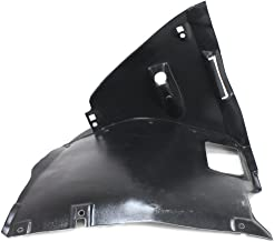 Splash Shield Front Left Side Fender Liner Plastic Front Section for 3-SERIES 99-06 RWD Sedan/Wagon