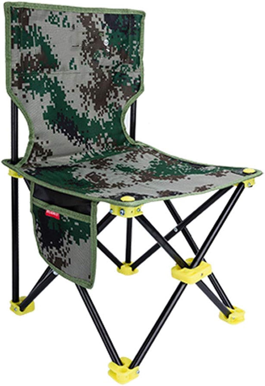 DEI QI Fishing Chair Folding Portable Ultra Light Multi-Function Portable Table Fishing Chair Stool