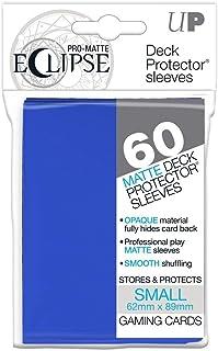 Ultra Pro 85828 Eclipse Small Pro Matte (60 Pack), Pacific Blue