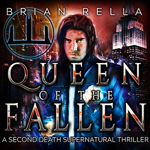 Queen of the Fallen audiobook cover art