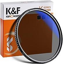 K&F Concept Pro 67mm Slim Zirkularer Polfilter Polarisationsfilter CPL Filter Cirkular Polfilter Optisches Glas & Aluminiu...