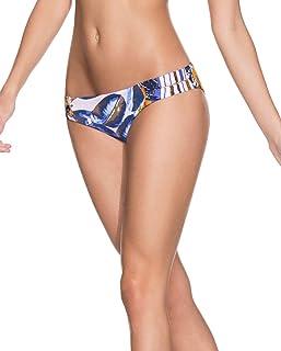 Maaji Women's Blue Cacique Cheeky Cut Bikini Swimsuit