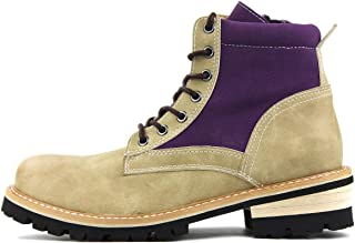 Suetar Unisex Fashion Handmade Leather Martin Boots JH1865