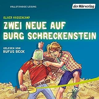 Zwei Neue auf Burg Schreckenstein Titelbild