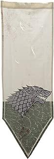 Calhoun Game of Thrones Distressed Battle Tournament Banner (House Stark)