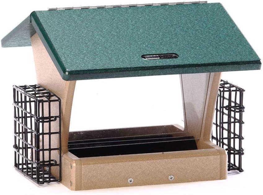 Import Birds Choice SN200-S Feeder Very popular! Green Bird