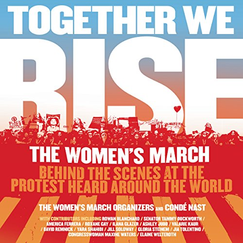 Together We Rise audiobook cover art