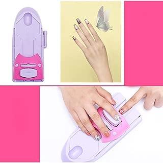 Nail Art,Putars Professional Nail Art Printer Drawing Printing Pattern Stamp Manicure Machine Stamper DIY Kit