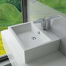 Ginaz Waschbecken  Ausgussbecken aus schlagfestem Kunststoff