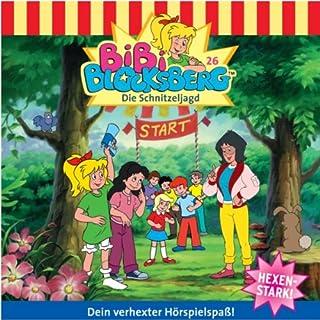 Die Schnitzeljagd audiobook cover art