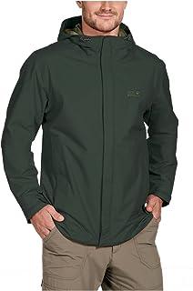 Jack Wolfskin 蕾丝纹理 JKT 男式夹克,保护您免受恶劣天气影响