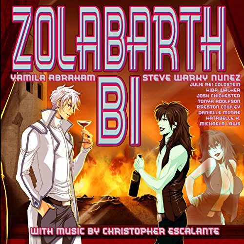 Zolabarth Bi audiobook cover art