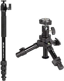 【Amazon.co.jp限定】 SLIK 一脚 ライティポッド GX 4段 全高1,510mm + SLIK ミニ3 BH セット