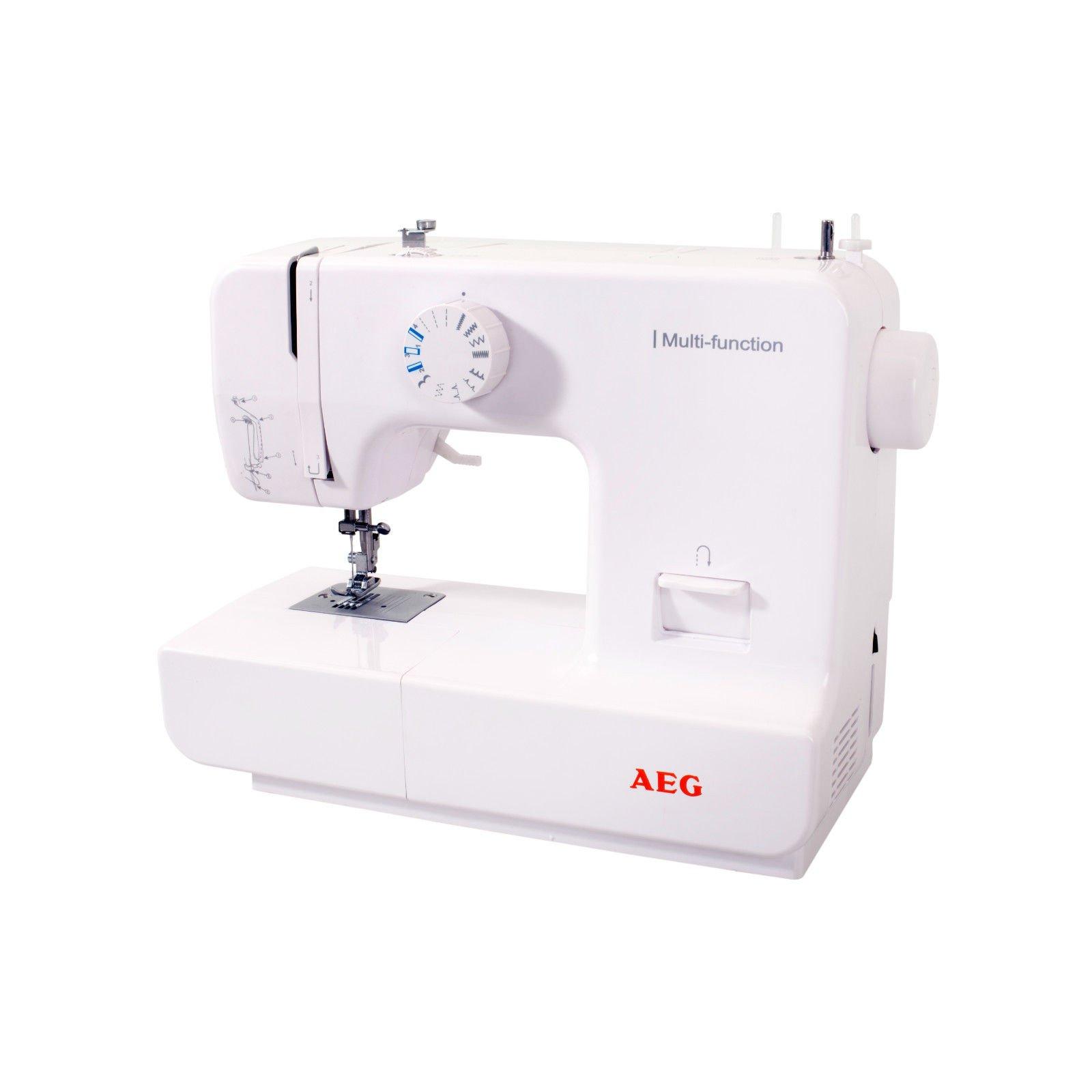 Máquina de coser brazo libre AEG NM 510 máquina de coser con ...
