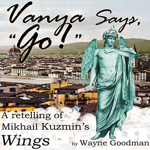 Vanya Says, Go! audiobook cover art