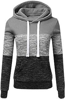 Nice Hoodie,Womens KIKOY Casual Winter Warm Sherpa Lined Zip Up Sweatshirt Coat
