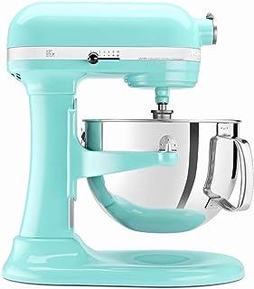 KitchenAid Professional 600 Stand Mixer 6 quart, Ice (Renewed)