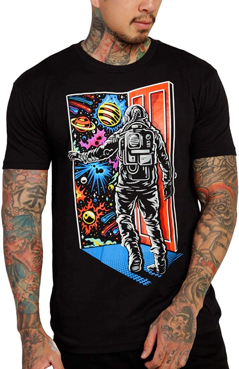 INTO THE AM - Camisetas de manga corta para hombre