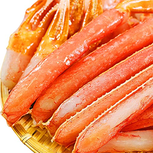 特大3L〜4L 生 ズワイガニ カット済み ビードロカット カニ鍋 かにしゃぶ かに ずわい蟹 トゲズワイガニ カニ ポーション ギフト 国内加工 (3kg(1kg×3))