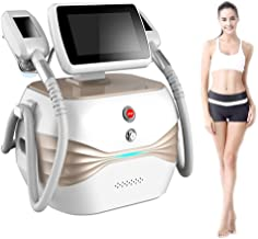 XYZA Portable Obesity Treatment Fat Burner Cryolipolysis Celulite Beauty Equipment for Home Body Shaper Weight Beauty Machine Gold Estimated Price : £ 13333,33