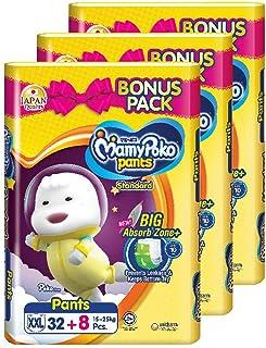 MamyPoko Standard Pants XXL32 + 8, 120 count