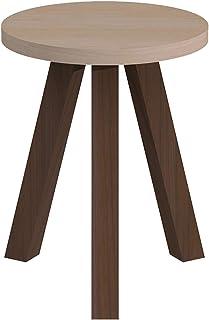 パモウナ スツール 幅35×高さ35×奥行45 日本製 CNANST40TBELWN