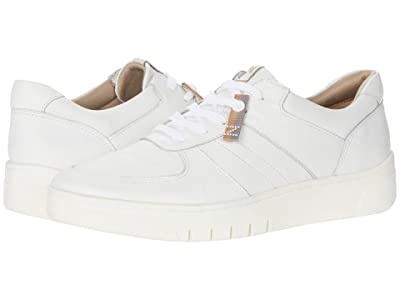 Naturalizer Hadley (White Leather) Women
