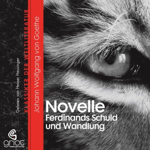 Novelle (ohne Titel) / Ferdinands Schuld und Wandlung audiobook cover art