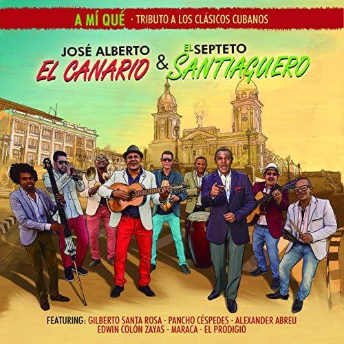 Jose Alberto El Canario & El Septeto Santiaguero