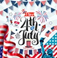 I Spy 4th Of July - Activity Book for Kids Ages 2-5 Years Old: A Is For America! A Fun Fourth of July National Patriotic Holiday Guessing Game Gift for ... Preschoolers and Toddlers! (I Spy Game 1)