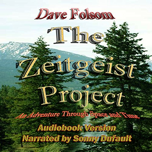 The Zeitgeist Project audiobook cover art