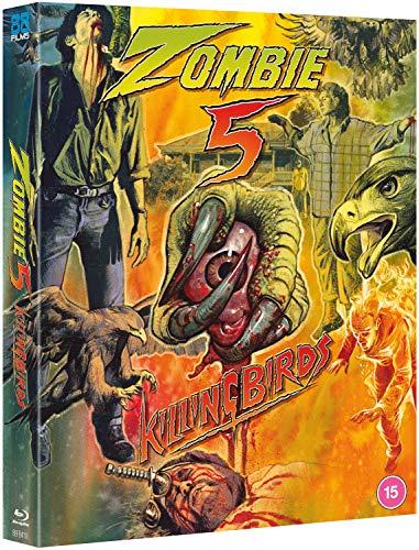 Zombi 5 - Killing Birds - DELUXE COLLECTOR'S EDITION [Blu-ray] [2021] [Region A & B & C]