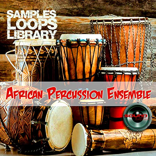 %60 OFF! African Percussion Ensemble - Large original 24bit WAVE/Kontakt Samples/Loops Library