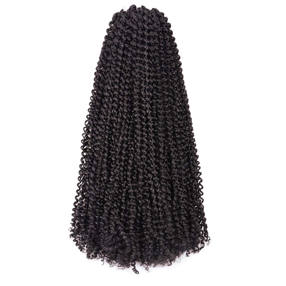 25%OFF Passion Twist Hair Bohemian 22 セール品 For Inch Brown Butterfly Crochet