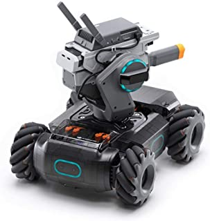 DJI RoboMaster S1 Intelligent Educational Robot with Programming and AI Exciting Features Gameplay
