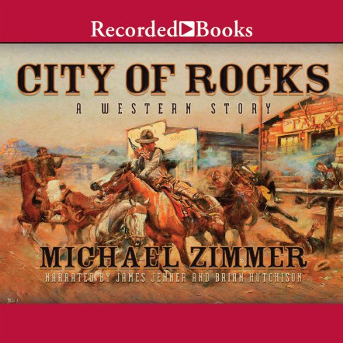 City of Rocks audiobook cover art