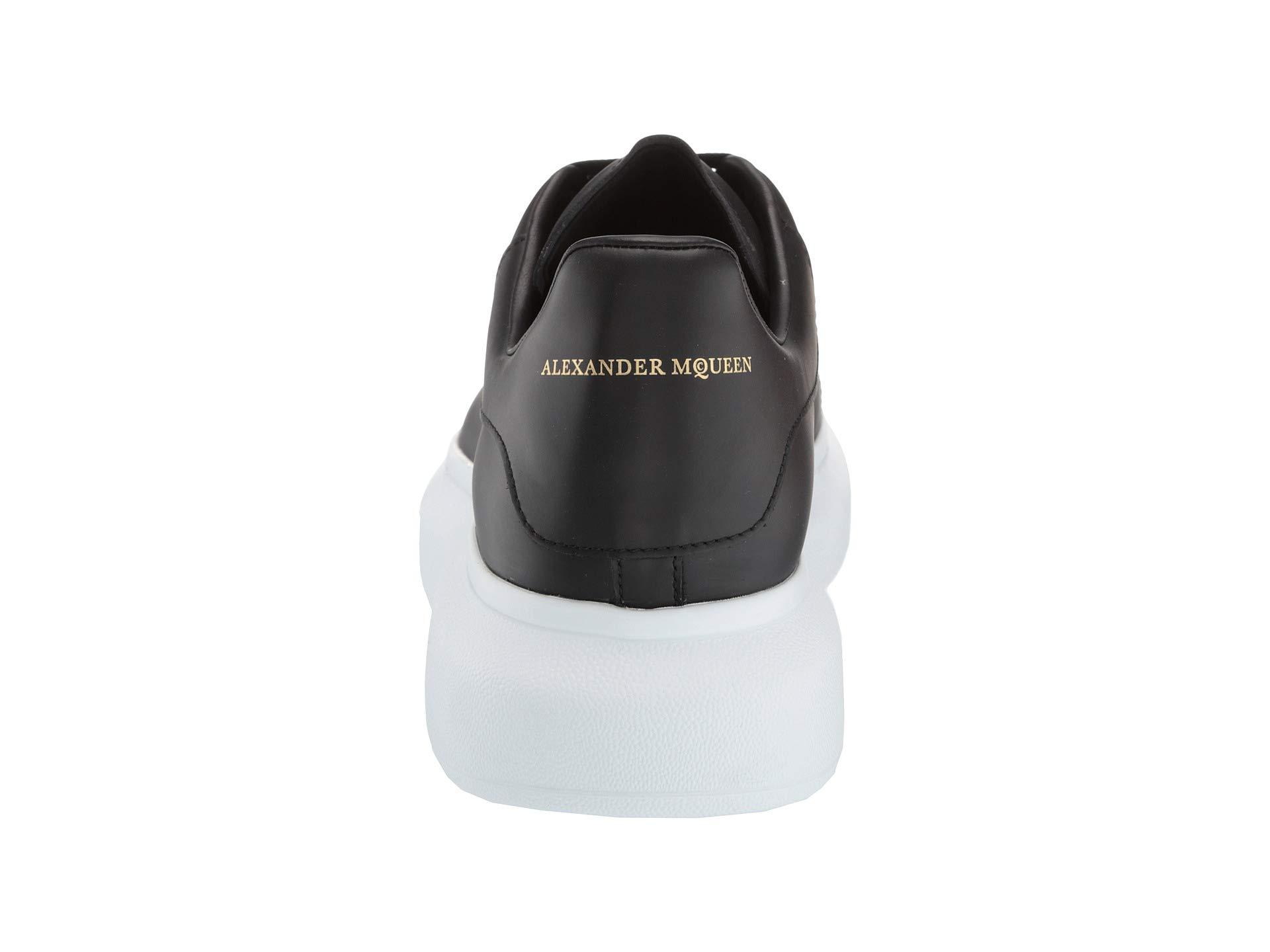 Alexander Black Alexander Mcqueen Sneaker Oversized Mcqueen Oversized ZfUgwnvxqE