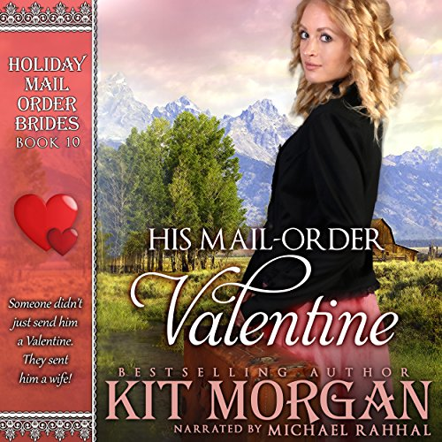 His Mail-Order Valentine  By  cover art