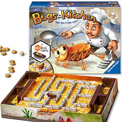 Bugs in the Kitchen - Children's Board...
